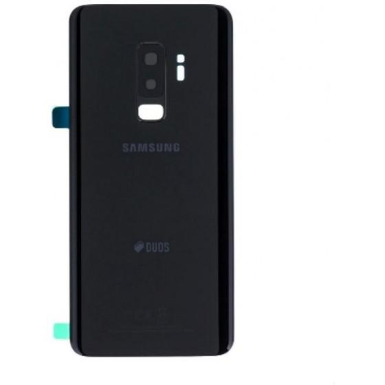 Coperchio posteriore per Samsung S9 Plus Nero