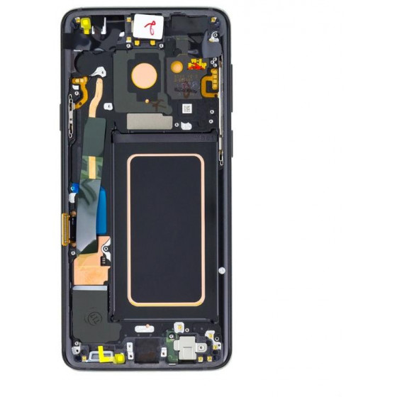 Lcd Samsung Originale Service Pack S9Plus Grigio GH97-21691C