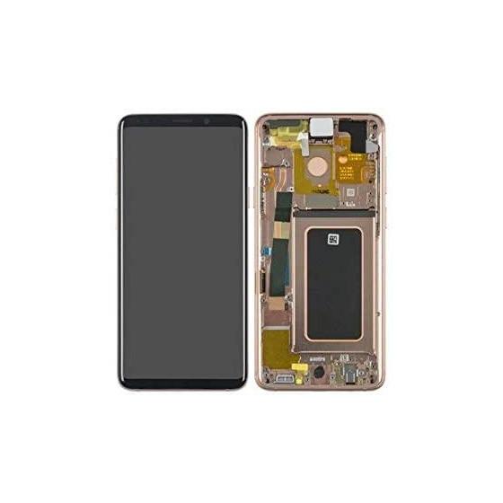 Lcd Samsung Originale Service Pack S9 Plus Gold GH97-21691E