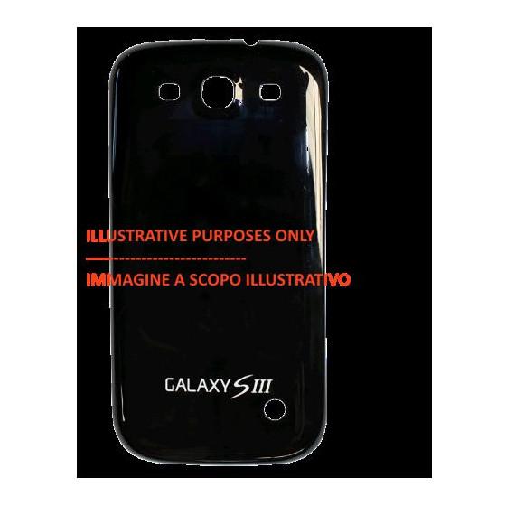 Cover Posteriore Per Samsung Galaxy S3 Nera