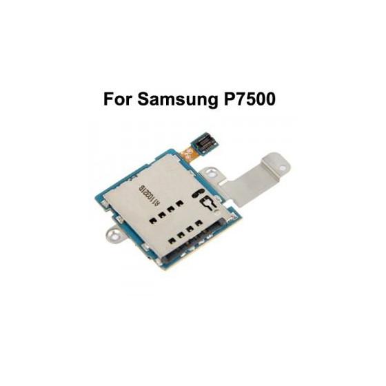 Slot Card Connettore per Samsung Galaxy Tab 10.1 / P7500