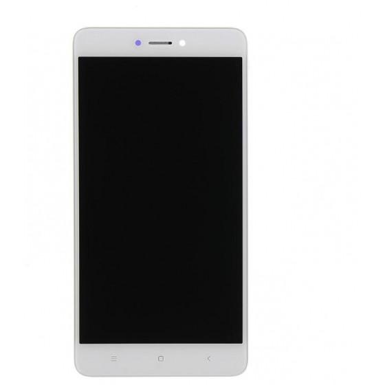 Lcd con Frame per Xiaomi Redmi Note 4 Global Bianco