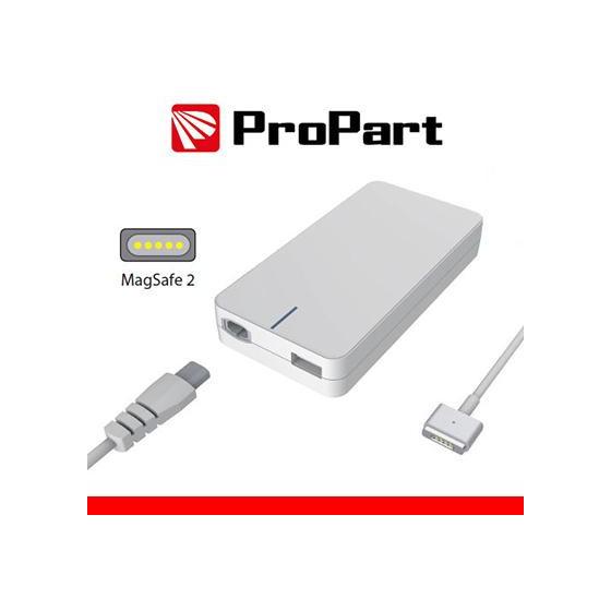 Alimentatore MacBook MagSafe2 65W + USB fast