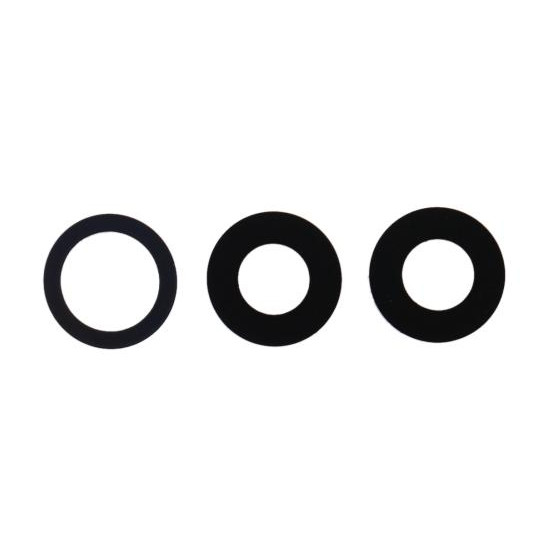 Back Camera Lens Set, 3pcs, Original set da 3 pezzi