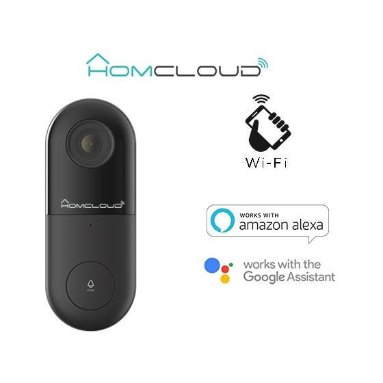 Videocitofono/Campanello wifi 5S OUTDOOR
