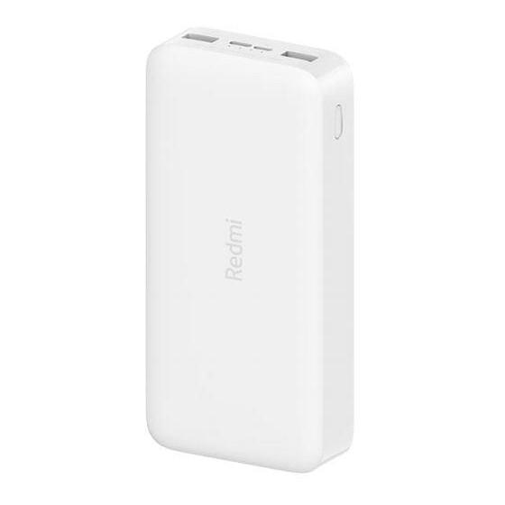 Redmi 20000 mAh 18W Fast Charge Power Bank White