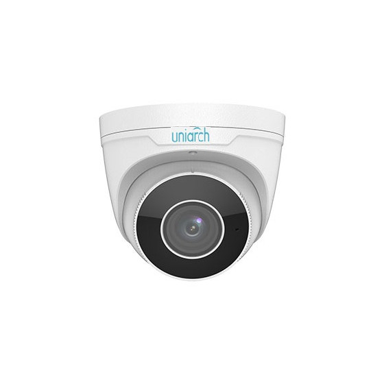 4MP Uniarch Turret IPCamera, Motorizzata 2.8-12mm con Audio
