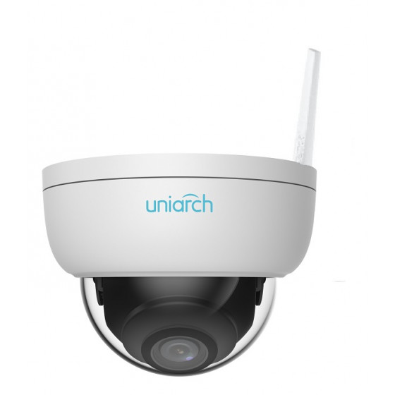 2MP Uniarch Dome WIFI, Ottica 2.8mm Ultra265, IR30, IK10