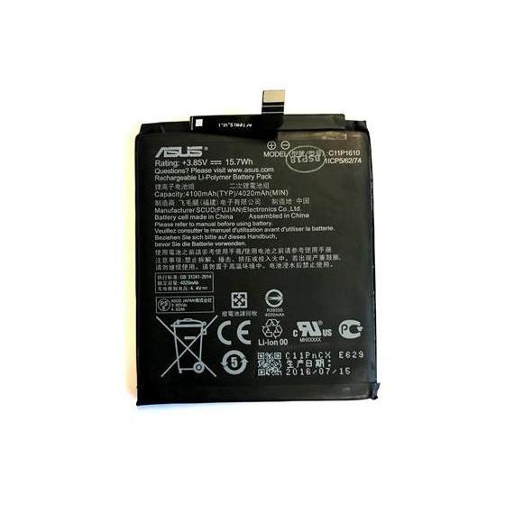 Batteria Originale per Asus Zenfone 4 MAX ZB550TL C11P1610